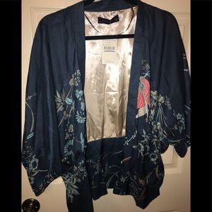 Jackets & Blazers - Zara top